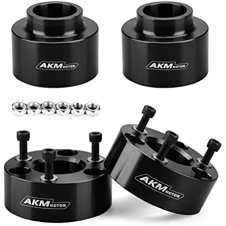 Leveling Kit for Dodge Ram 1500 4WD 2009-2018 KSP Performance 3 Front 2 Rear Lift Kits Assemble for 4x4 ram 1500 Struts Spacers 2009 2010 2011 2012 2013 2014 2015 2016 2017 2018