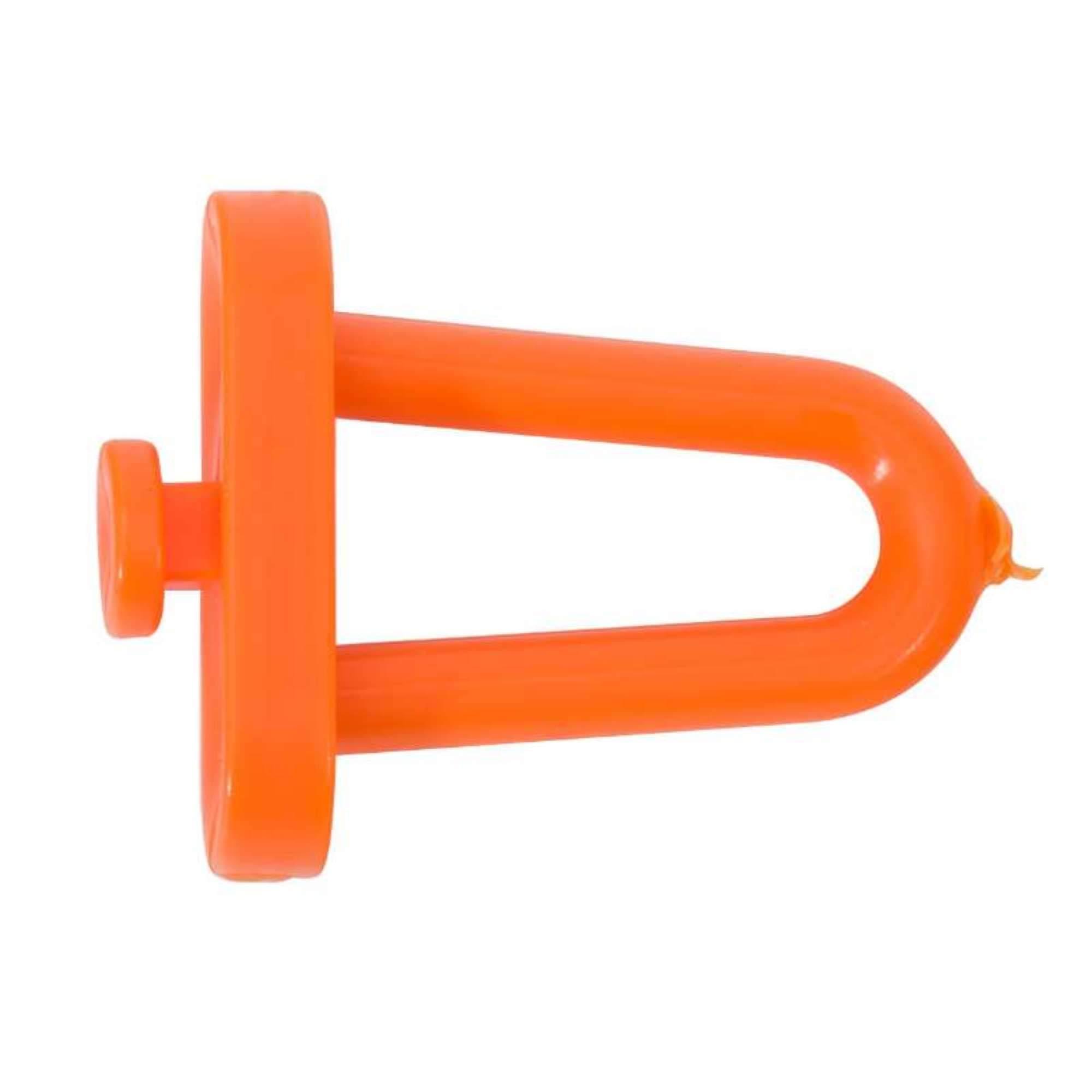 Colore Arancione Werkapro 10867 Set di 24 Ganci aggiuntivi per Pannelli da Parete