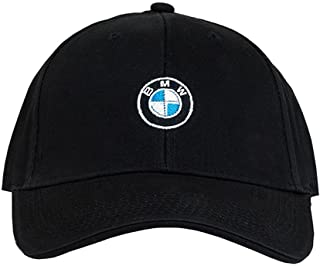 BMW Genuine Roundel Cap - Black