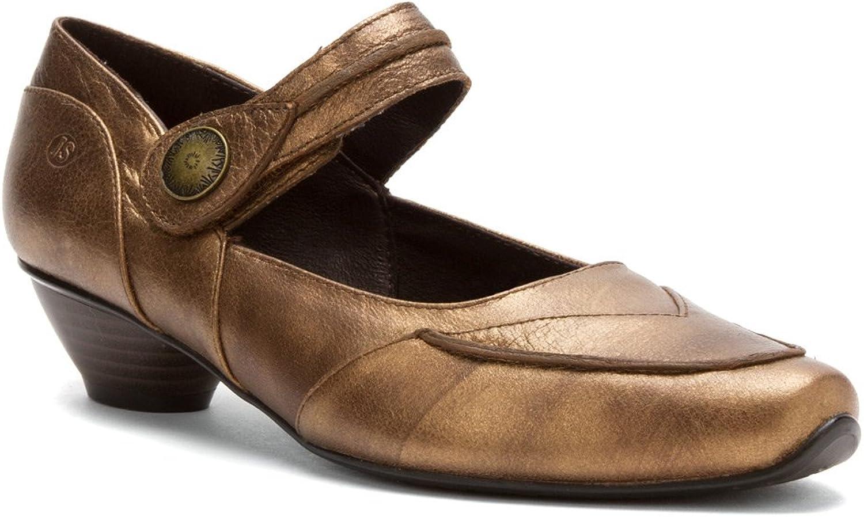 Josef Seibel kvinnor Tina läder Closed Toe Ankle Ankle Ankle Strap Mary Jane Flats  det senaste varumärket outlet online