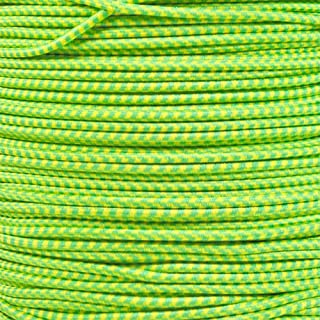 West Coast Paracord - 1/8 Inch Diameter Shock Cord - Wide Variety of Colors - 10, 25, 50, 100 Feet - Elastic Stretch for Custom Bungee Lengths
