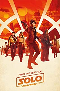 Solo: A Star Wars Story - Movie Poster/Print (Regular Style) (Size: 24