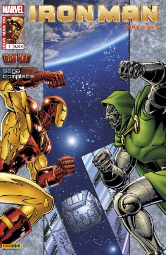 Iron Man, Tome 3 : Fatal heritage