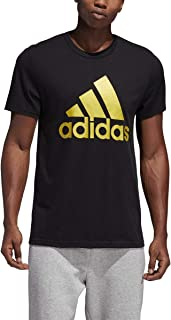 Mens Badge of Sport Classic Tee Casual Training T-Shirt