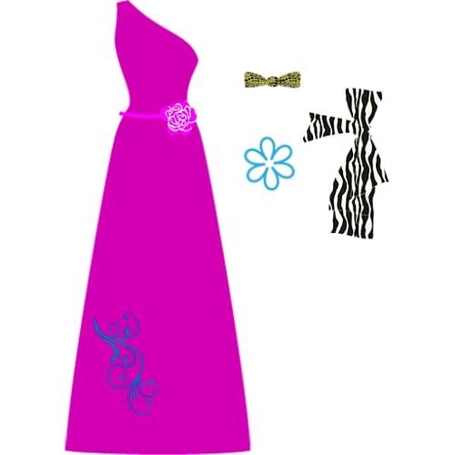 Entwerfen Sie Ihr Eigenes Kleid