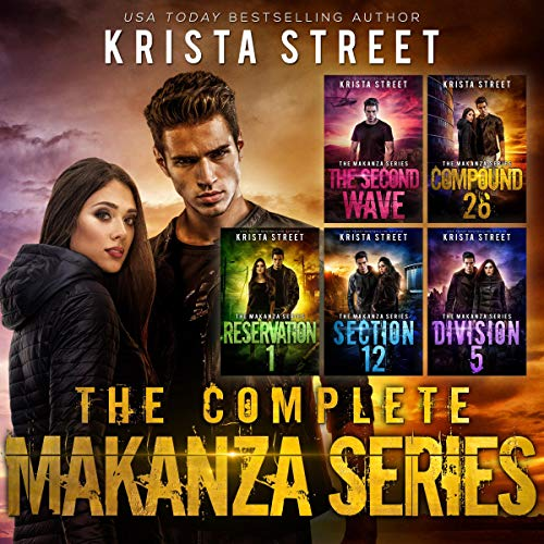 The Complete Makanza Series cover art