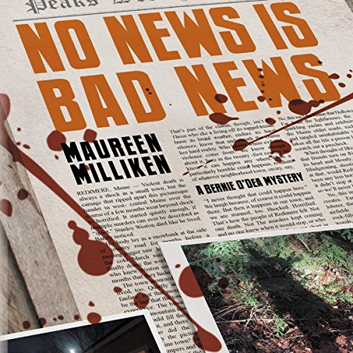 No News Is Bad News audiobook cover art