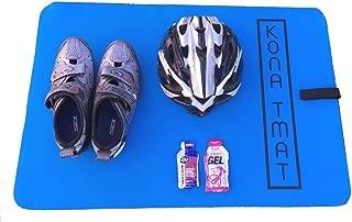 Kona T Mat - Triathlon Transition Mat, Neoprene