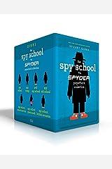 The Spy School vs. SPYDER Paperback Collection: Spy School; Spy Camp; Evil Spy School; Spy Ski School; Spy School Secret Service; Spy School Goes South; Spy School British Invasion Paperback