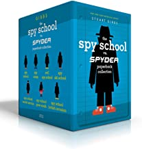The Spy School vs. SPYDER Paperback Collection: Spy School; Spy Camp; Evil Spy School; Spy Ski School; Spy School Secret S...