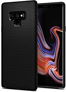 Spigen Samsung Galaxy Note 9 Liquid Air cover/case - Matte Black