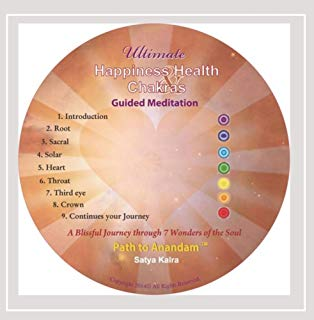 Ultimate Happiness, Health & Chakras Guided Meditation