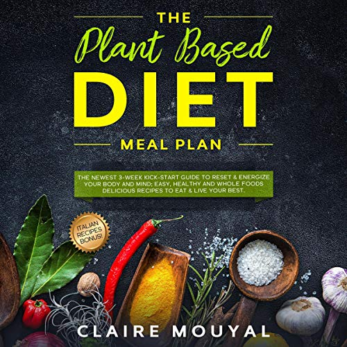 The Plant-Based Diet Meal Plan Titelbild