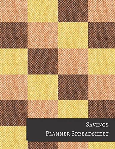 Savings Planner Spreadsheet