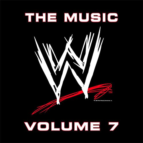 jim johnston wwe the music vol. 7