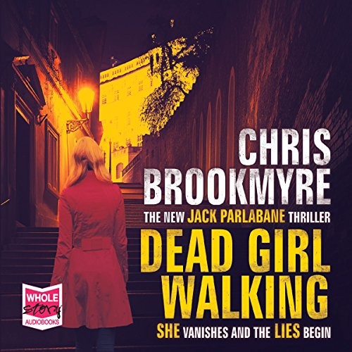 Dead Girl Walking cover art