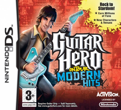 Activision Guitar Hero On Tour - Juego (Nintendo DS, Nintendo DS, Música, E10 + (Everyone 10 +))