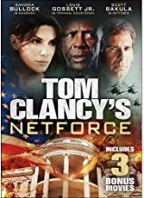 Tom Clancy's Netforce - Plus 3 Bonus Movies!