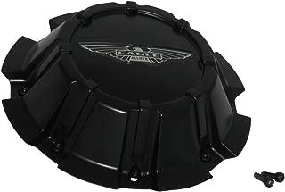American Eagle Alloy 3278 3278-08 Flat Matte Black Wheel Center Cap
