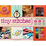 Klutz Tiny Stitches Kit