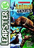 Stkertools(TM) LeapFrog Leapster Learning Game Scholastic Animal Genius, New