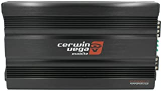Cerwin-vega Mobile CVP3000.1D 3000W Max / 1500W RMS Monoblock Class-D Amplifier w/Remote Bass Controller photo