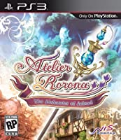 Atelier Rorona: The Alchemists Of Arland (輸入版) - PS3