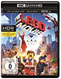 Abbildung The Lego Movie (4K Ultra HD + 2D-Blu-ray) (2-Disc Version) [Blu-ray]