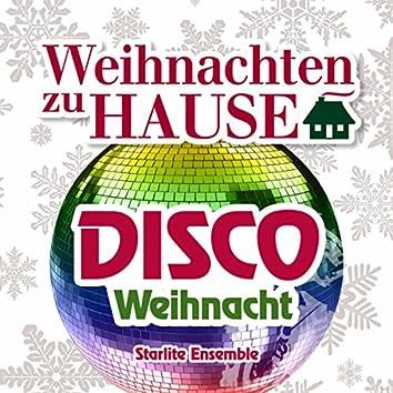 Weihnachten zu Hause: Disco Weihnacht