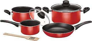 Blackstone Italian cookware 7 pcs Non-Stick Set طقم طبخ ايطالي بلاكستون