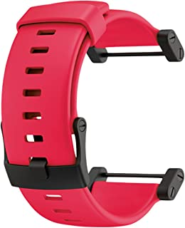 Suunto - Core - Red Rubber Strap
