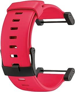 Core - Red Rubber Strap