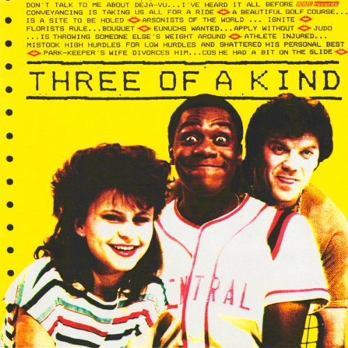 Three of a Kind (Vintage Beeb) audiobook cover art