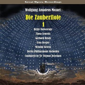 Mozart: Die Zauberflote (The Magic Flute) [1938], Volume 1