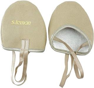 comprar comparacion S.lemon Zapatillas Medias de Ballet Baile de Material Vegano Zapatos de Gimnasia Rítmica