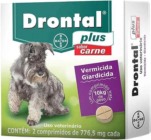 drontal plus bula giardia)
