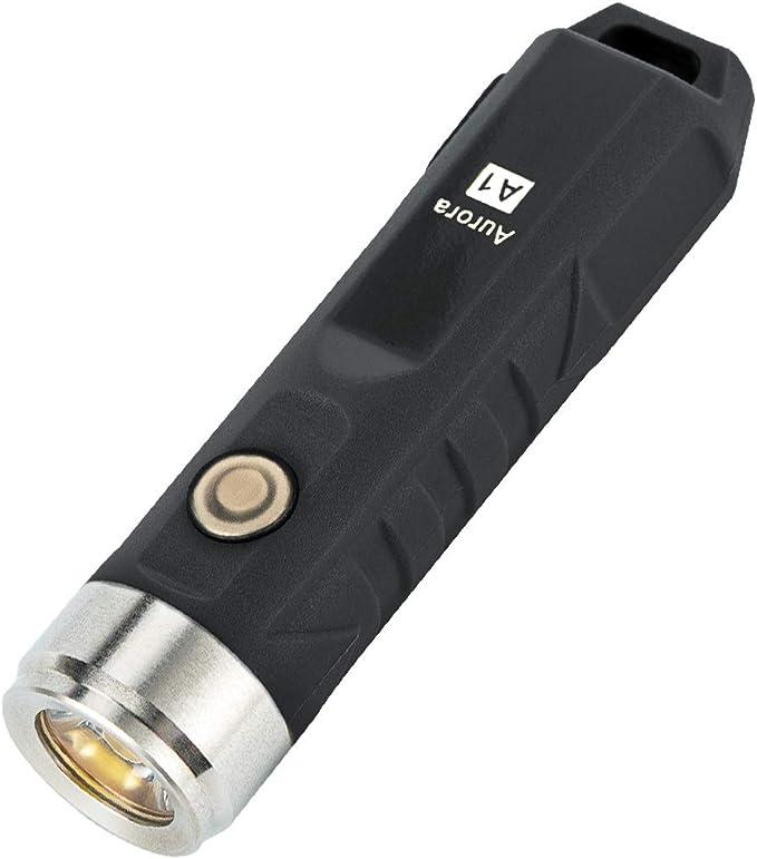 658 opinioni per RovyVon Torcia a LED, piccola torcia ricaricabile standard, torcia mini