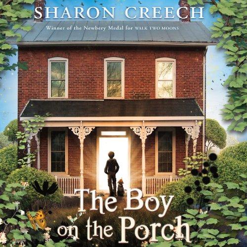 『Boy on the Porch』のカバーアート