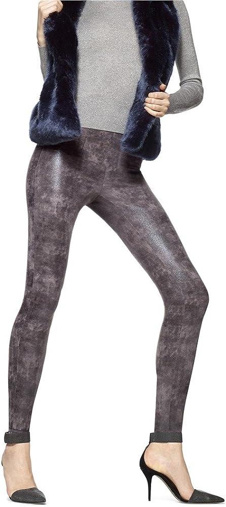 HUE Shimmer Microsuede Women's Leggings