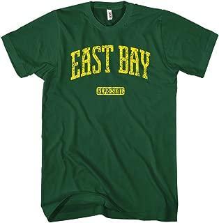 Smash Transit Men's East Bay Represent T-Shirt
