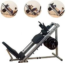 Body-Solid GLPH1100 Leg Press/Hack Squat Machine