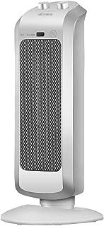 HHOO THS@ Calefactor EléCtrica - Calefactor De Aire Caliente Termostato Inteligente PTC Elemento Calefactor CeráMico Viento Oscilante ProteccióN Silenciosa contra Sobrecalentamiento 2000W
