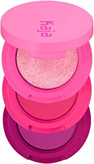 KAJA Beauty Bento | Bouncy Shimmer Eyeshadow Trio | 05 Hella Azalea - punchy purple | 2019 Allure Best of Beauty Award, Be...