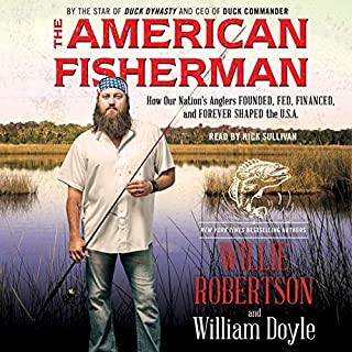 The American Fisherman cover art