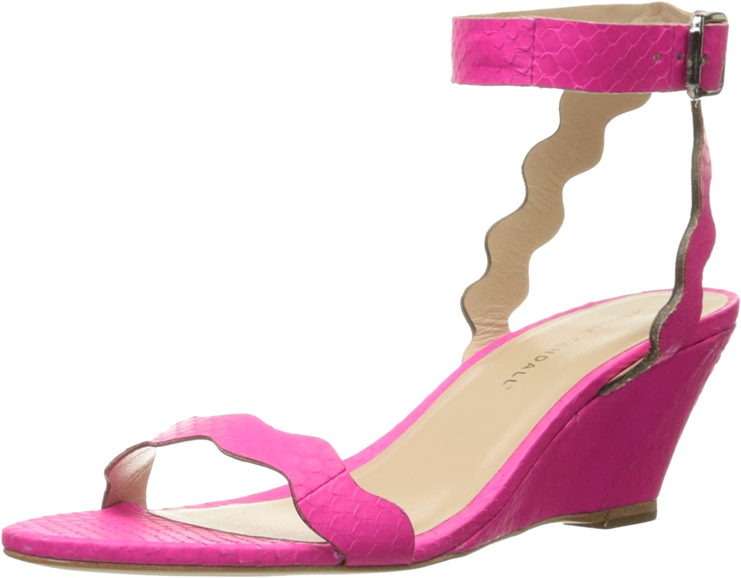 Loeffler Randall Women's Minnie-msn Wedge Sandals