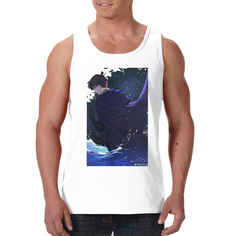 名探偵_コナン 漫画のキャラクター ノースリーブのTシャツプリントレジャースポーツジムビーチヨガシニアベスト、アニメの周辺、スポーツの周辺