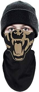 Ski Mask Half Face Mask for Cold Winter Weather