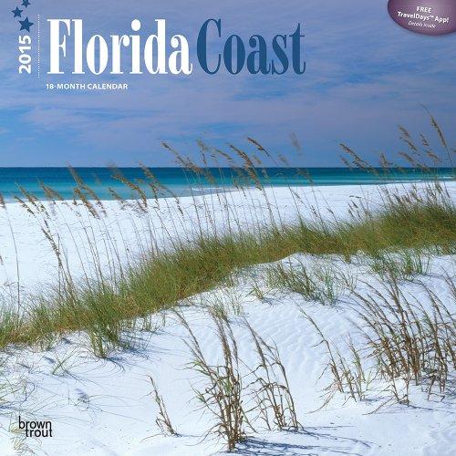 Florida Coast 2015 Calendar