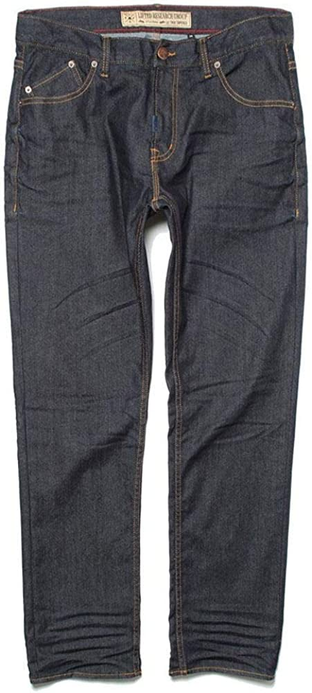 LRG RC True New product Tapered Ink Fit Jeans Weekly update Blue