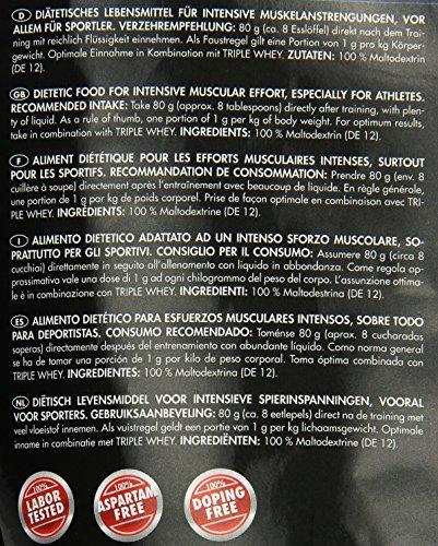 Frey Nutrition Malto 95 Beutel, 1er Pack (1 x 1 kg) - 9